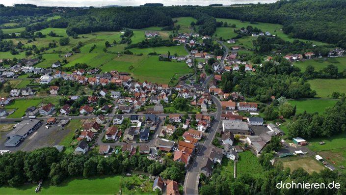 Luftaufnahme Eckardroth