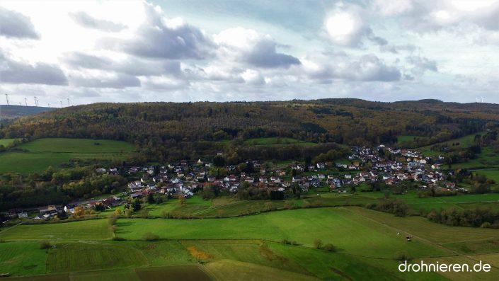 Luftaufnahme Hesseldorf