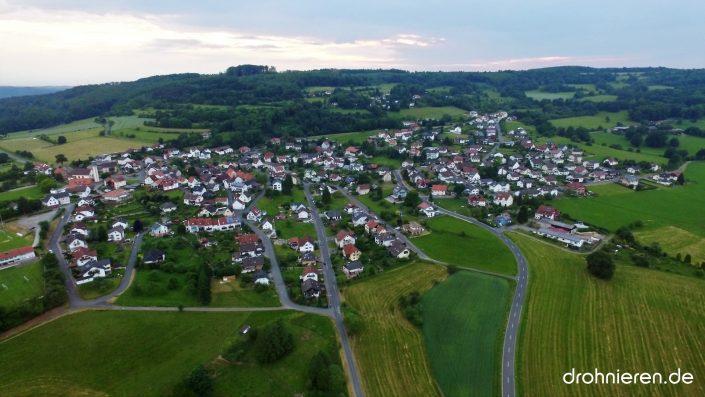 Luftaufnahme Marborn