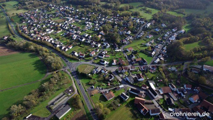 Luftaufnahme Niederzell