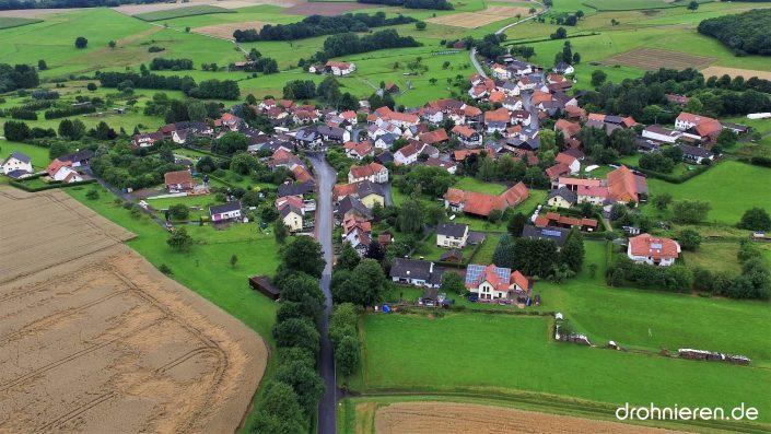Luftaufnahme Oberreichenbach