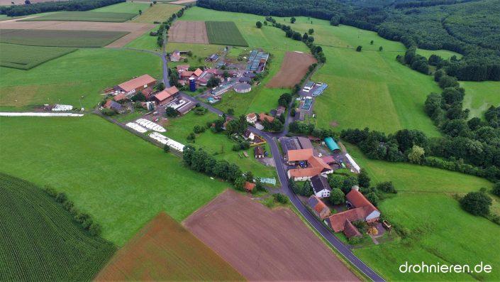 Luftaufnahme Rabenstein