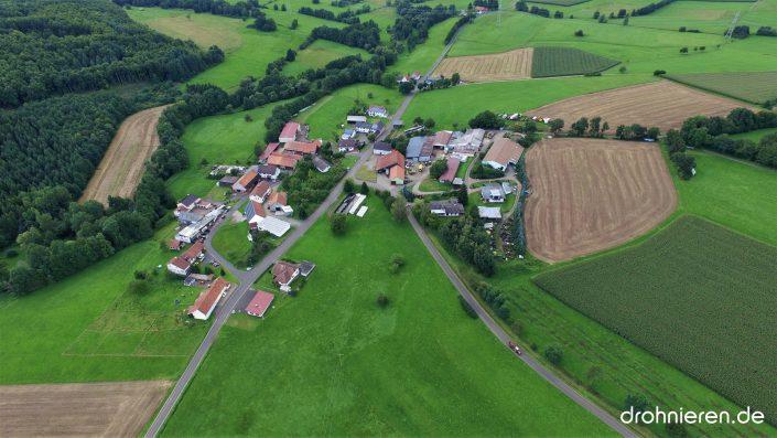 Luftaufnahme Rebsdorf