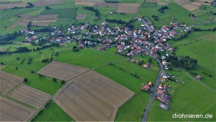 Luftaufnahme Untersotzbach